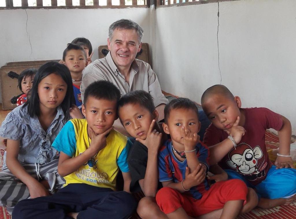 Patrick Ganci en Thaïlande