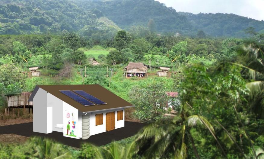 Projet Halte Garderie petite enfance en Thaïlande du Nord